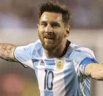 Lionel Messi renunció a la selección argentina, Edgardo Bauza espera hacerlo cambiar de decisión.