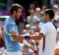 Juan Martín Del Potro y Novak Djokovic jugarán en primera ronda de Río 2016.