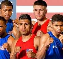 El equipo estadounidense de boxeo olímpico espera sumar medallas en Río 2016.