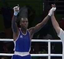 RÍO DE JANEIRO, Brasil.- Delgado le dio otra alegría a Ecuador en boxeo.