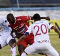 QUITO, Ecuador.- La última vez que River enfrentó a Liga de local, el resultado fue un empate. Foto: API.