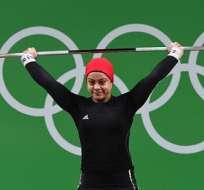 Sara Samir es la primera mujer en Egipto en ganar una medalla olímpica para su país.