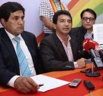 QUITO, Ecuador.- El juez Blum deja sin efecto pedido de levantamiento de inmunidad a Jiménez. Foto: API