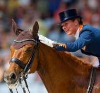 RÍO DE JANEIRO, Brasil.- En Londres 2012 Adeline y Perzival ganaron una medalla de plata y otra de bronce.