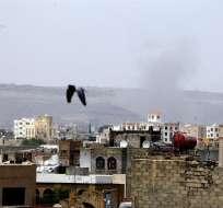 Los combatientes del grupo terrorista tuvieron que huir de las dos poblaciones debido a los bombardeos