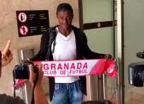El delantero ecuatoriano José Angulo reveló cuál es su reto con en el Granada.