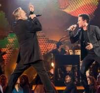 """El sencillo forma parte del proyecto """"Bosé: MTV Unplugged"""". Foto: Captura Video."""
