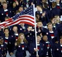 El equipo estadounidense obtuvo 121 medallas en estos Juegos Olímpicos.