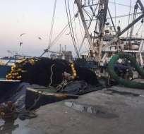 El fiscal de turno de Playas dispuso la detención de tres personas para investigaciones. Foto: ECU 911
