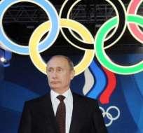 El presidente de Rusia, Vladimir Putin, se refirió a la exclusión de los deportistas paralímpicos.