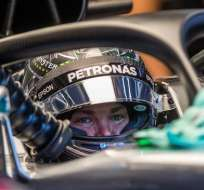 El piloto alemán es parte del equipo Mercedes. Foto: EFE