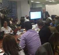 Se prevé que el pleno trate el proyecto este viernes 2 de septiembre. Foto: @JacquelineRodas