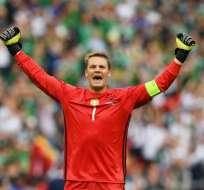 Manuel Neuer será el nuevo capitán de la selección alemana de fútbol.