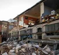 Por el momento no hay noticias de daños ni heridos a causa del terremoto. Foto: Telegraph