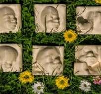 Como In Utero 3D fuebautizado el proyectoquepermite literalmente tocar los rasgos del feto