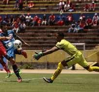 El Nacional se impuso 2-1 a River Ecuador por el campeonato ecuatoriano.