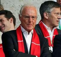 Franz Beckenbauer es uno de los mejores jugadores de la historia del fútbol mundial. Foto: AFP