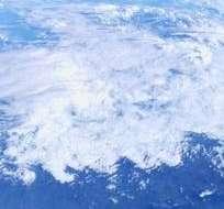 Un patrón regular en los vientos en la estratosfera ha cambiado de repente.