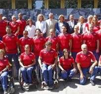 La delegación paralímpica española denunció un robo antes de la inauguración de los Juegos.
