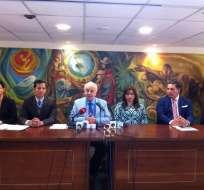 Fiscalía y servicio aduanero terminaron investigaciones para procesar judicialmente a dueños de compañia. Foto: @FiscaliaEcuador
