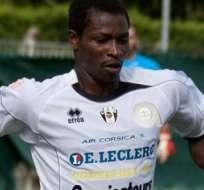 El jugador Ben Idrissa Derme dejó de existir como consecuencia de un ataque al corazón.