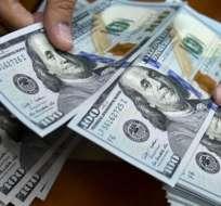 QUITO, Ecuador.- De acuerdo a la Constitución, el límite establecido de la deuda pública es hasta el 40%. Foto: Colombia.com.