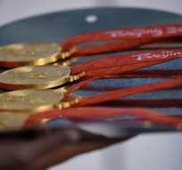 Los Juegos Olímpicos no contaron con el atletismo ruso por casos de dopaje. Foto: AFP