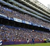 El estadio George Capwell aún sigue en etapa de remodelación. Foto: API