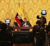 QUITO, Ecuador.- El primer mandatario participará en la Cumbre de Países No Alineados en la isla Margarita. Foto: Archivo