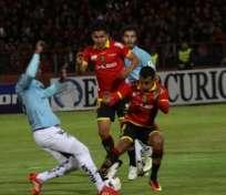 Universidad Católica superó por la mínima diferencia a Deportivo Cuenca con gol de Elvis Patta.