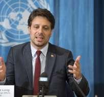 EE.UU.- Long tiene previsto participar en la Reunión de Alto Nivel sobre movimientos de refugiados y Migrantes. Foto: Archivo