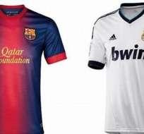 Las camisetas del FC Barcelona y Real Madrid están en la lista prohibida de ISIS.