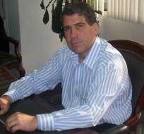 Enrique Arosemena (foto) reemplazará a César Regalado, quien agradeció al presidente y vicepresidente. Foto: Archivo