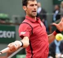Novak Djokovic sigue en la cima de la clasificación del ránking de la ATP.