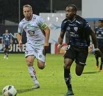 Independiente se impuso por la mínima a Mushuc Runa en cotejo por la fecha 11 del campeonato.