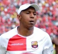 Máximo Banguera no ha recibido goles en los últimos cinco partidos del campeonato.