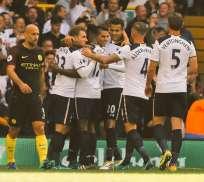 El Tottenham le quitó el invicto en Liga Premier al Manchester City de Pep Guardiola.
