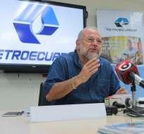 Empresa offshore del detenido Álex Bravo hizo transferencias a compañía de Pareja, según Fiscalía. Foto: Andes