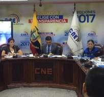 El CNE aprobó este martes 4 de octubre de 2016 el registro electoral definitivo. Foto: @panchogarces