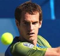 El escocés Andy Murray señaló en una entrevista que fue acosado por la empleada de un hotel.