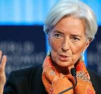 """EE.UU.- Para la jefa de FMI, en realidad la globalización """"precisa ser levemente diferente"""". Foto: Archivo"""