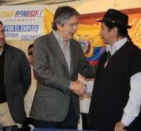 ECUADOR.- El prefecto de Zamora Chinchipe aclara que no pertenece al colectivo Compromiso Ecuador. Foto: Archivo