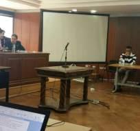 Los jueces del caso fijarán una nueva fecha para anunciar la sentencia. Foto: Fiscalía General del Estado