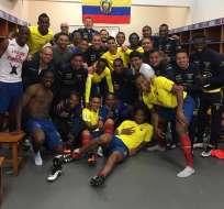 La selección ecuatoriana se beneficiaría por este fallo ya que subiría al quinto puesto. Foto: Archivo