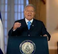 EL SALVADOR.- El mandatario busca el consenso para aprobar la emisión de bonos por USD 1.200 millones. Foto: Agencias