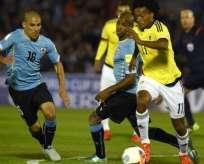 Colombia recibe en el Metropolitano al líder de las eliminatorias sudamericanas, Uruguay.