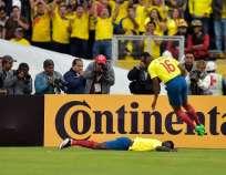 Felipe Caicedo es uno de los goleadores de la selección ecuatoriana. Foto: Archivo
