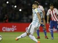 Pep Guardiola, DT del Manchester City, confía en que Sergio Agüero recupere su nivel.