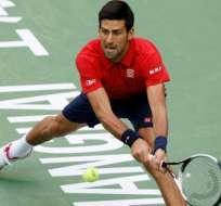 El serbio Novak Djokovic fue eliminado en semifinales del Másters 1000 de Shanghái.