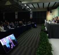 El organismo denunció un incremento notable de persecución a medios digitales. Foto: EFE